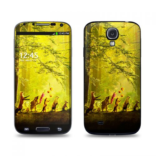Secret Parade Galaxy S4 Skin