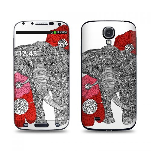 The Elephant Galaxy S4 Skin