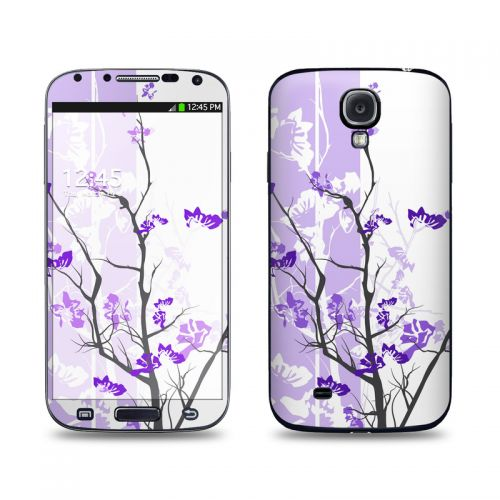 Violet Tranquility Galaxy S4 Skin
