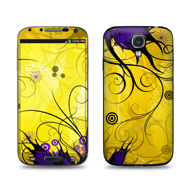 Chaotic Land Galaxy S4 Skin