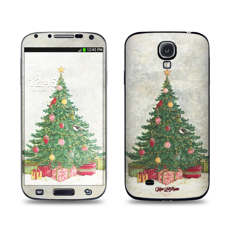 Christmas Wonderland Galaxy S4 Skin