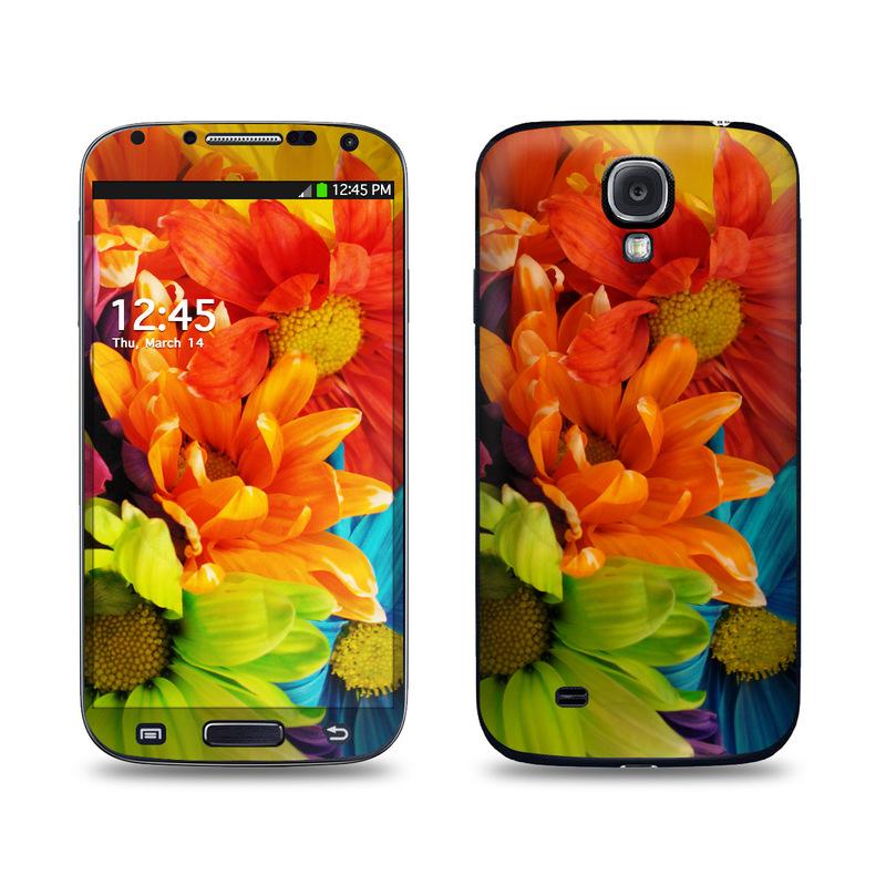 Colours Galaxy S4 Skin