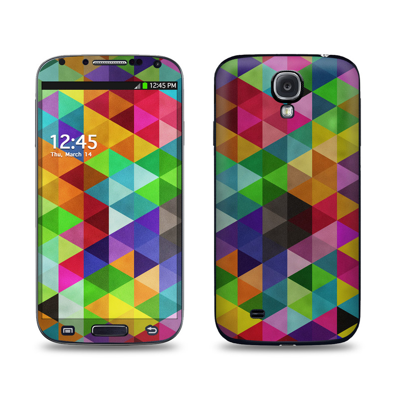 Connection Galaxy S4 Skin