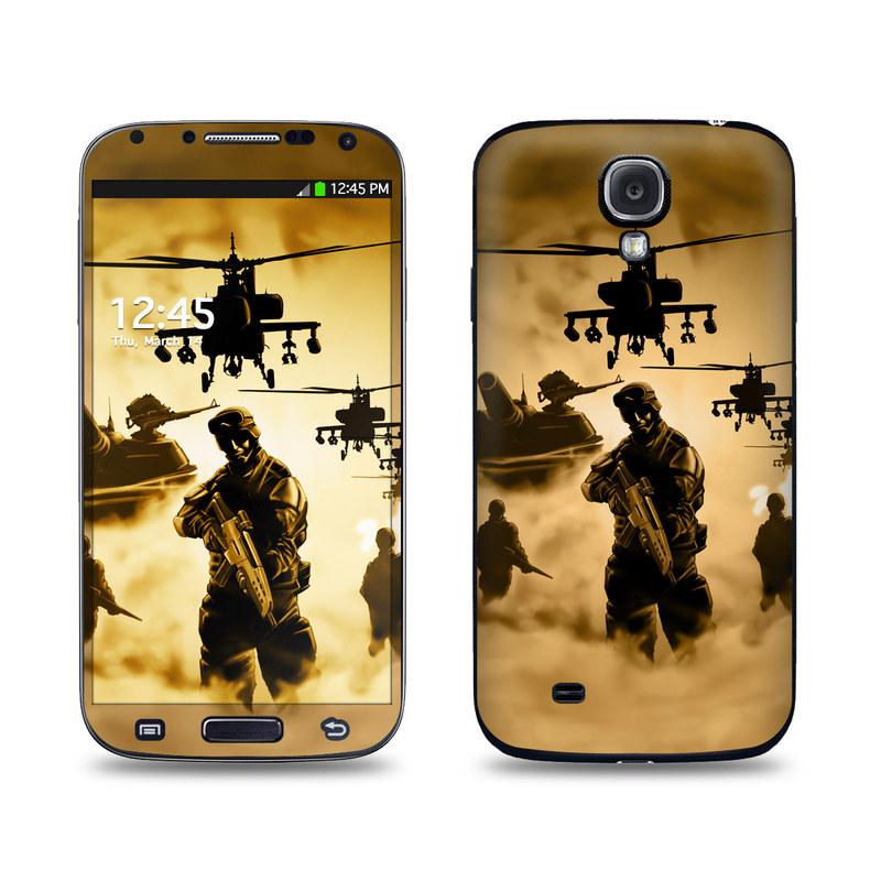 Desert Ops Galaxy S4 Skin