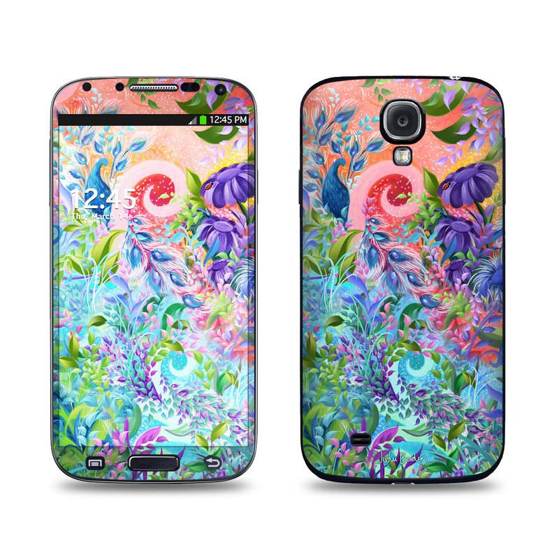 Fantasy Garden Galaxy S4 Skin