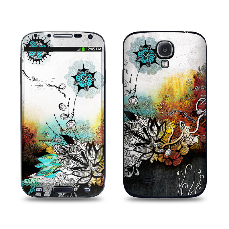 Frozen Dreams Galaxy S4 Skin