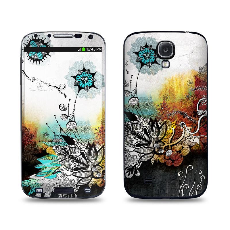 Frozen Dreams Galaxy S4 Skin
