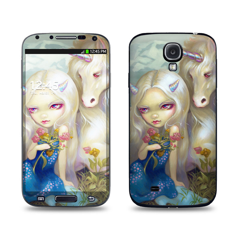 Fiona Unicorn Galaxy S4 Skin