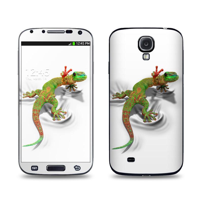 Gecko Galaxy S4 Skin