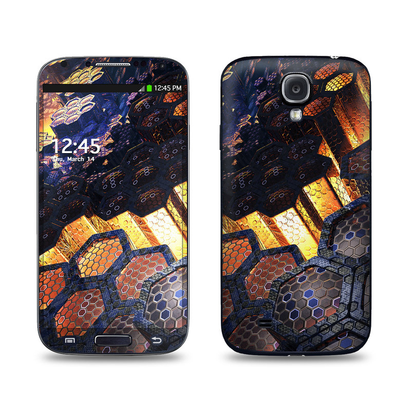 Hivemind Galaxy S4 Skin