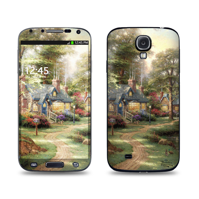 Hometown Lake Galaxy S4 Skin