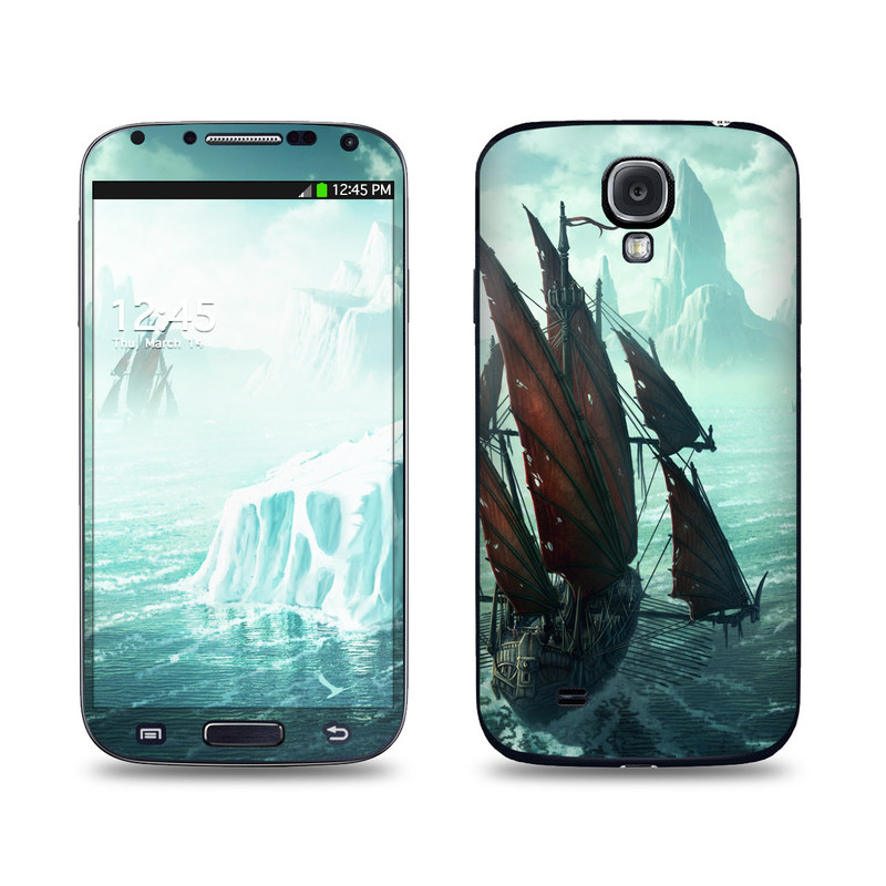 Into the Unknown Galaxy S4 Skin
