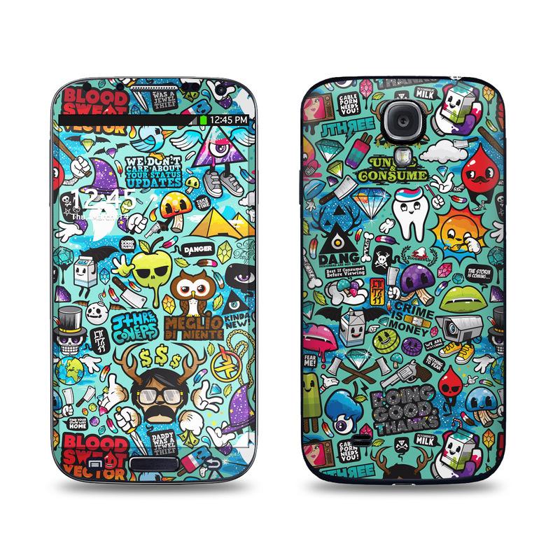 Jewel Thief Galaxy S4 Skin