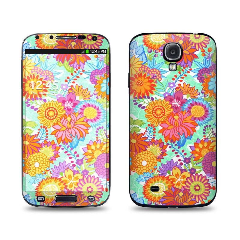 Jubilee Blooms Galaxy S4 Skin
