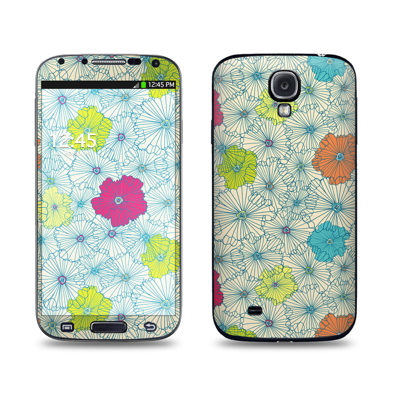 May Flowers Galaxy S4 Skin