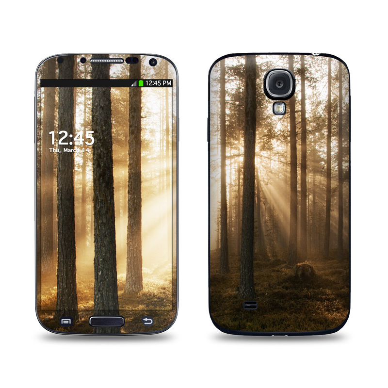 Misty Trail Galaxy S4 Skin