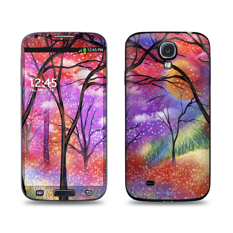 Moon Meadow Galaxy S4 Skin