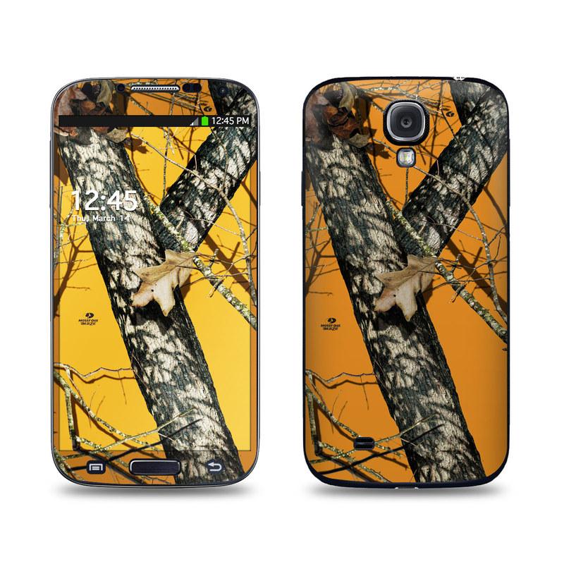 Blaze Galaxy S4 Skin