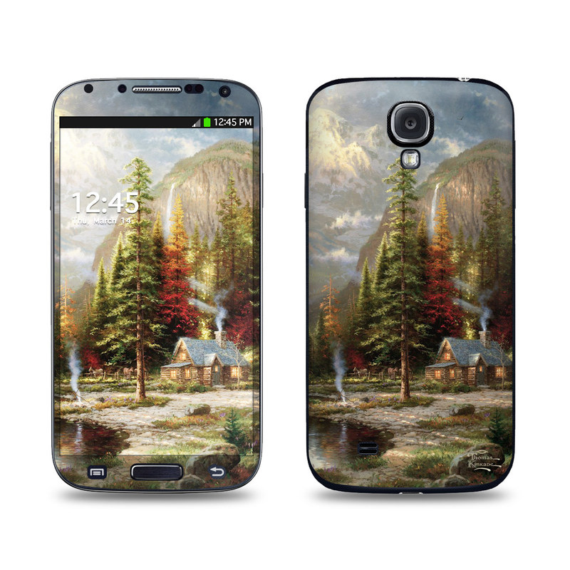 Mountain Majesty Galaxy S4 Skin