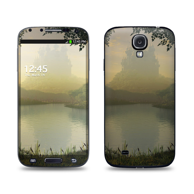 Once Upon A Time Galaxy S4 Skin
