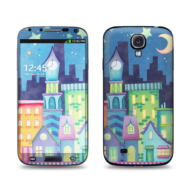 Our Town Galaxy S4 Skin