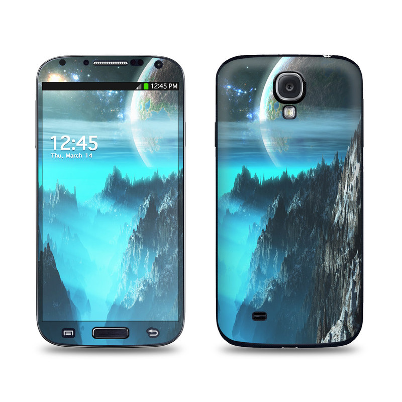 Path To The Stars Galaxy S4 Skin