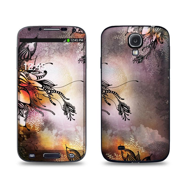 Purple Rain Galaxy S4 Skin