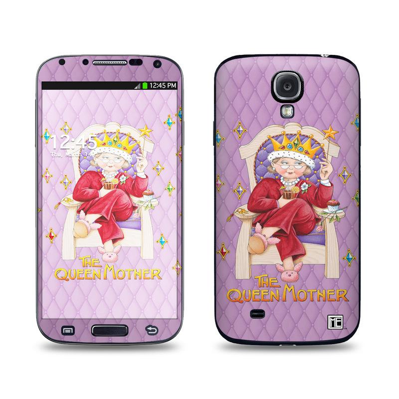 Queen Mother Galaxy S4 Skin