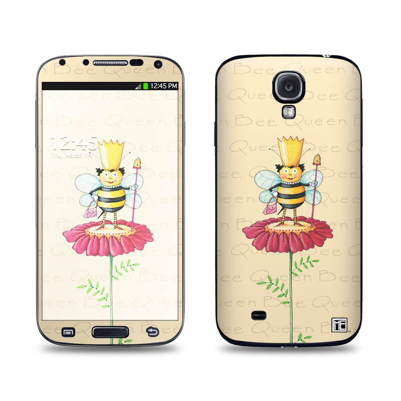 Queen Bee Galaxy S4 Skin
