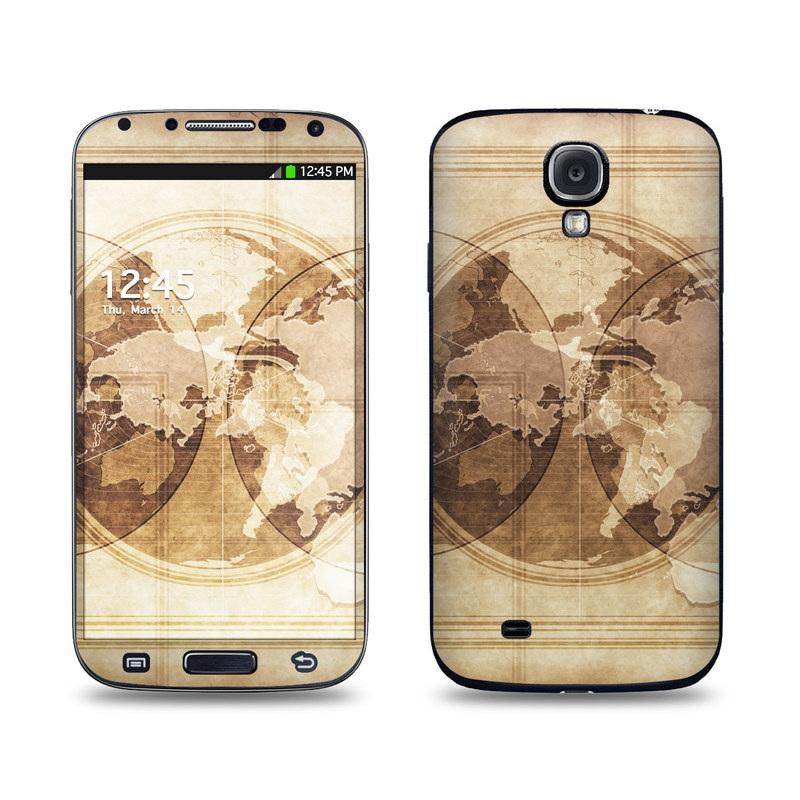 Quest Galaxy S4 Skin