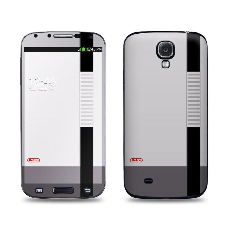 Retro Horizontal Galaxy S4 Skin