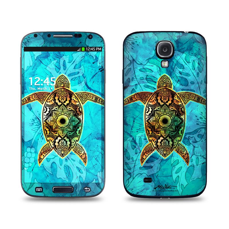 Sacred Honu Galaxy S4 Skin