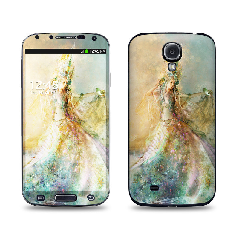 The Shell Maiden Galaxy S4 Skin