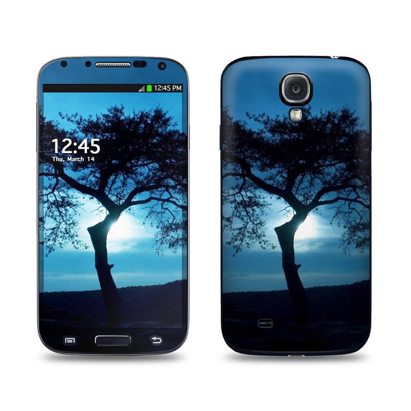 Stand Alone Galaxy S4 Skin