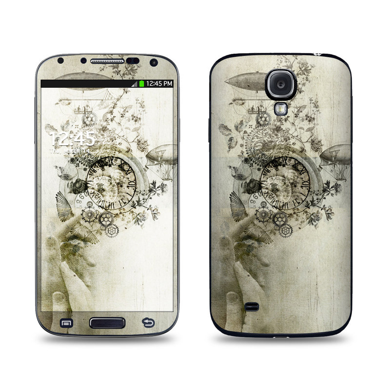 Steamtime Galaxy S4 Skin