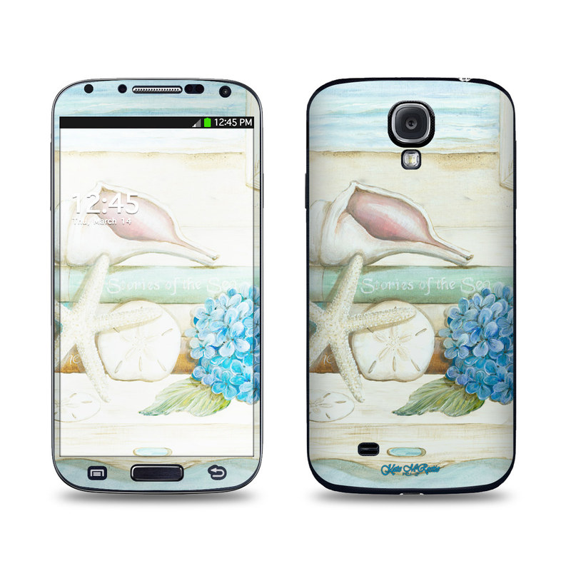 Stories of the Sea Galaxy S4 Skin