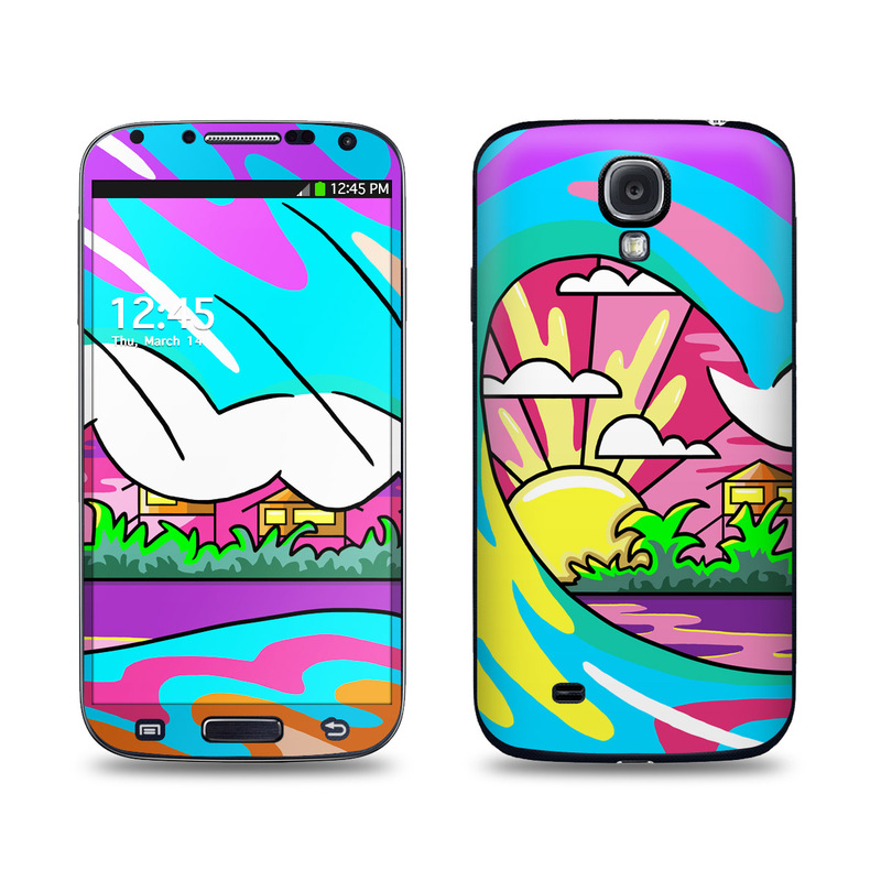 Sunset Break Galaxy S4 Skin