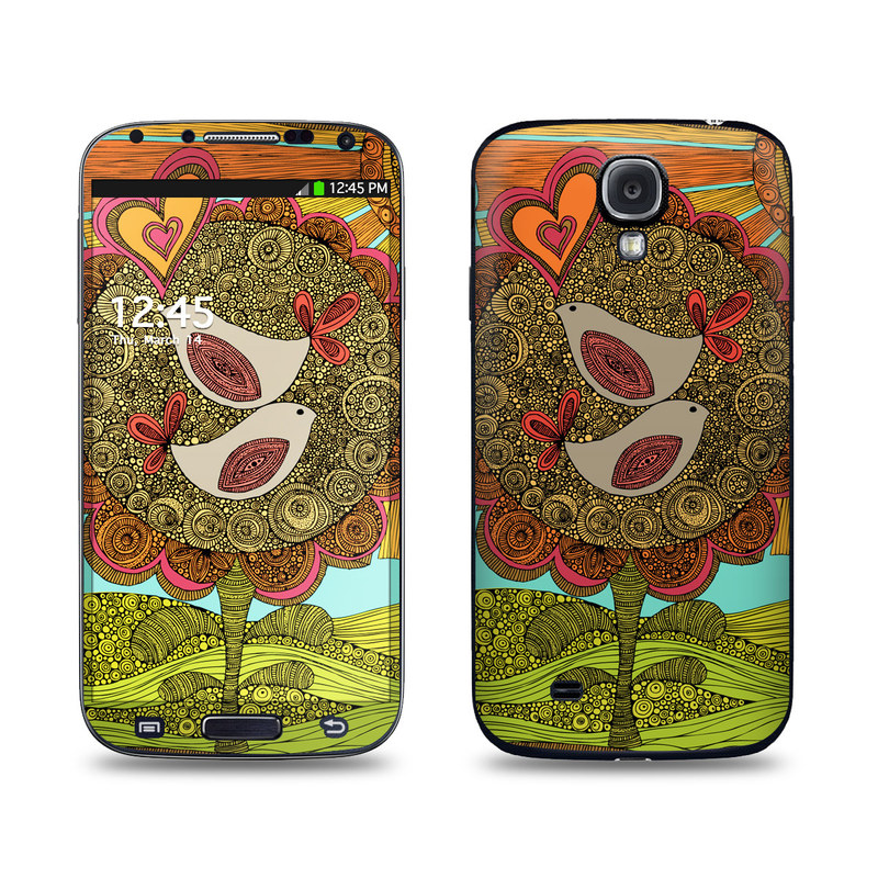 Samsung Galaxy S4 Skin design of Art, Pattern, Visual arts, Paisley, Illustration, Motif, Design with black, red, green, gray colors
