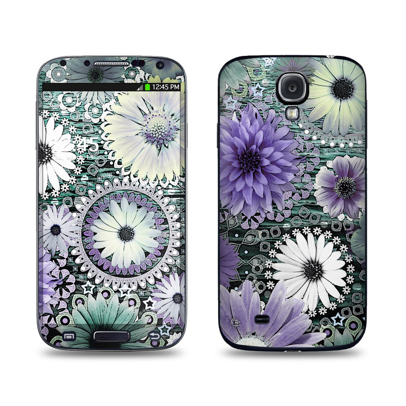 Tidal Bloom Galaxy S4 Skin