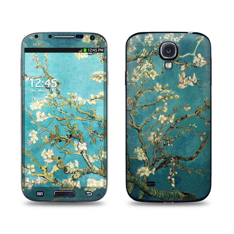 Blossoming Almond Tree Galaxy S4 Skin