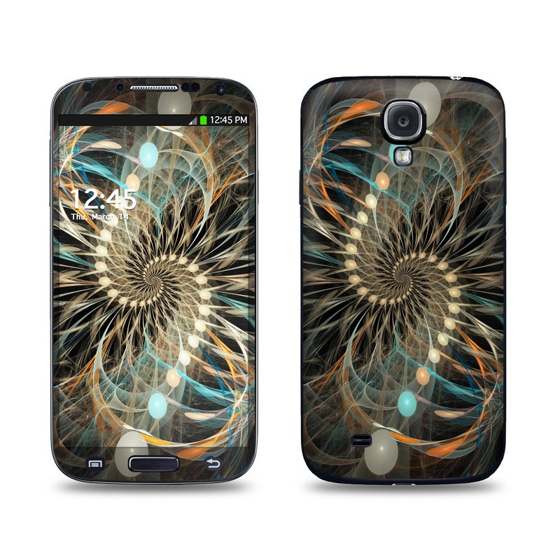 Vortex Galaxy S4 Skin