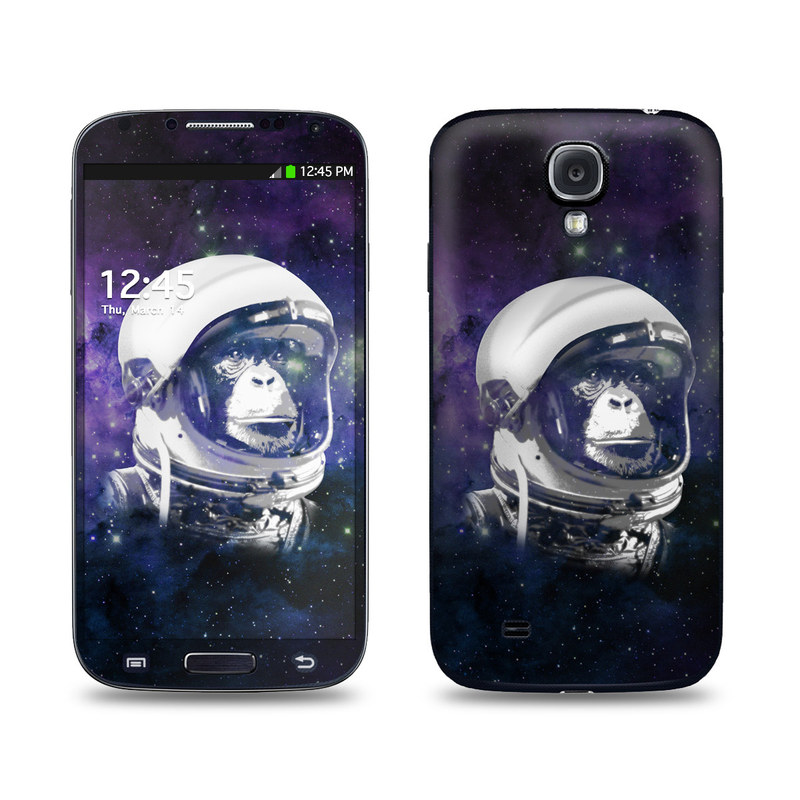 Voyager Galaxy S4 Skin
