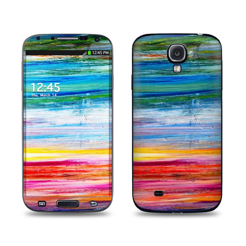 Waterfall Galaxy S4 Skin