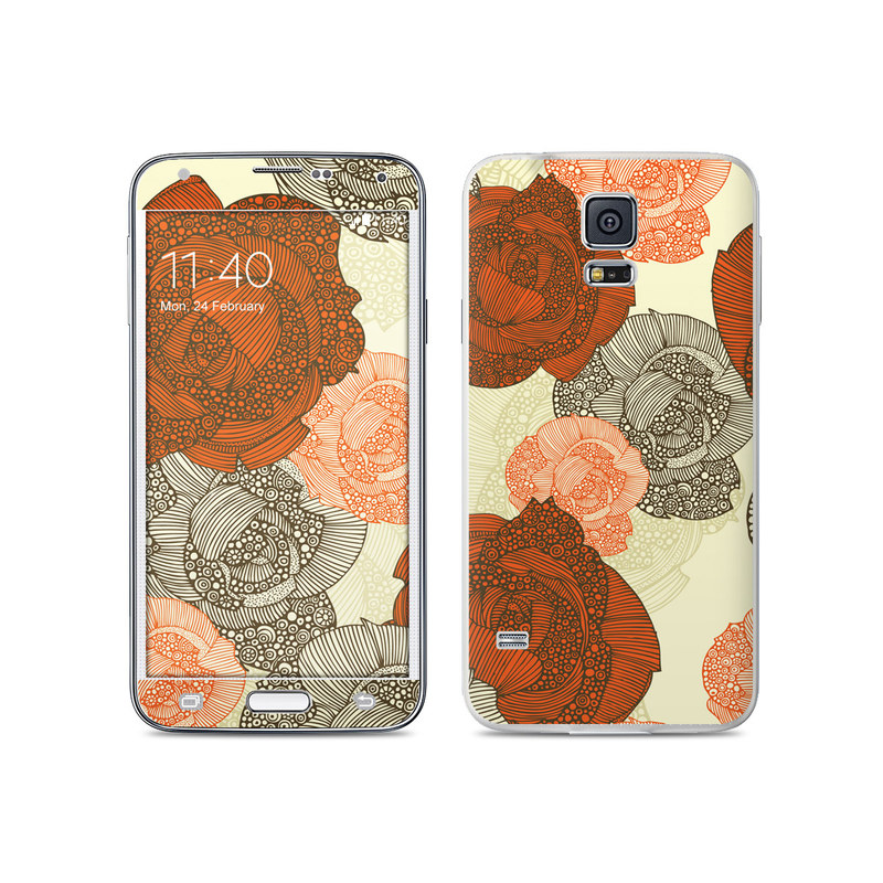 Roses Galaxy S5 Skin