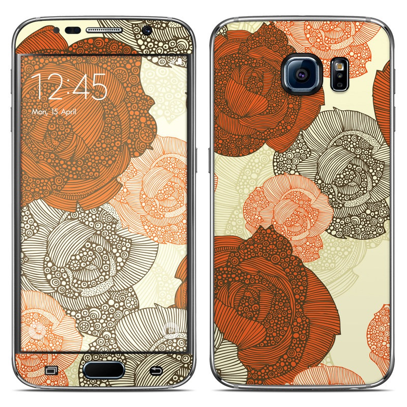 Roses Galaxy S6 Skin