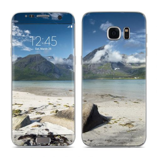 Arctic Beach Galaxy S7 Edge Skin