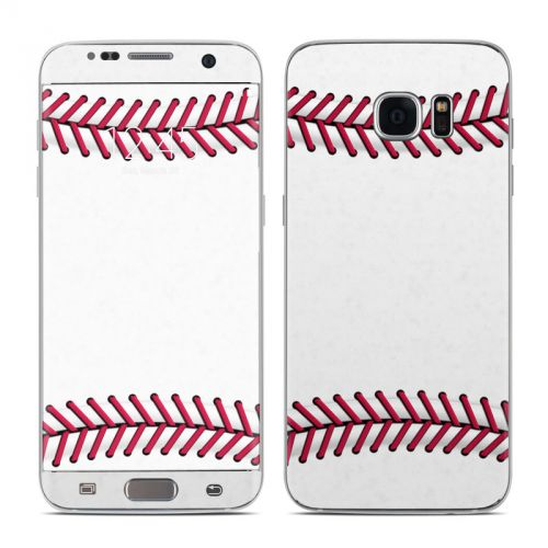 Baseball Galaxy S7 Edge Skin