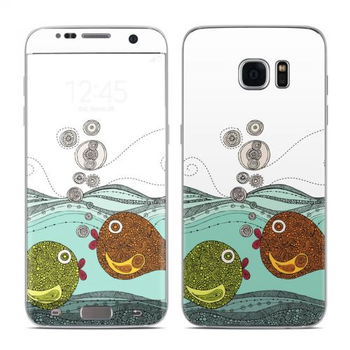 Bubble Buddies Galaxy S7 Edge Skin