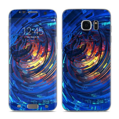Clockwork Galaxy S7 Edge Skin