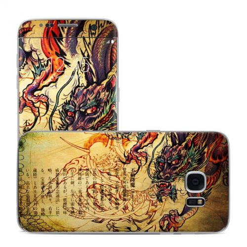 Dragon Legend Galaxy S7 Edge Skin
